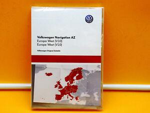 sd karte f r radio navigationssystem az europa west v10 rns315 3aa051866as at ebay