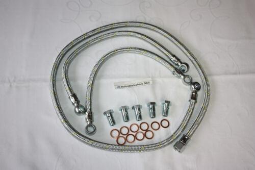 Dieselleitung Kraftstoffleitung Fendt GT 231 Set