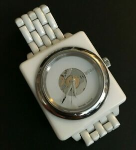 Nixon-The-Debutant-Womens-White-Automatic-Watch