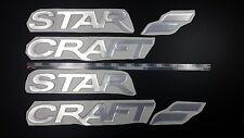 """STARCRAFT boat Emblem 35.4"""" + FAST delivery - gratis DHL express"""