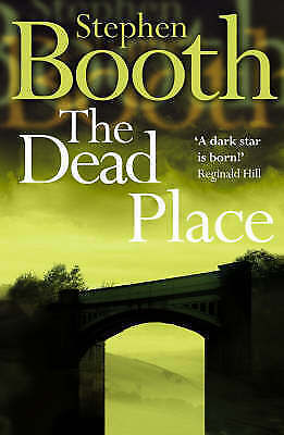 """""""VERY GOOD"""" The Dead Place (Cooper and Fry Crime Series, Book 6), Booth, Stephen"""