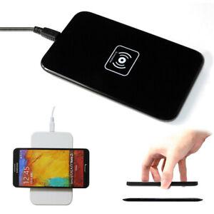 Placa de cargador inalámbrico QI universal ultra delgado para teléfonos...