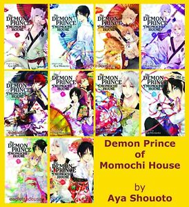 Details about Demon Prince of Momochi House Series English Manga Set, Books  1-11 - BRAND NEW