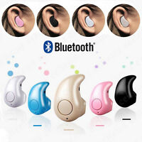 Great Mini Wireless Bluetooth 4.0 Stereo In-Ear Headset Earphone for Cell Phone