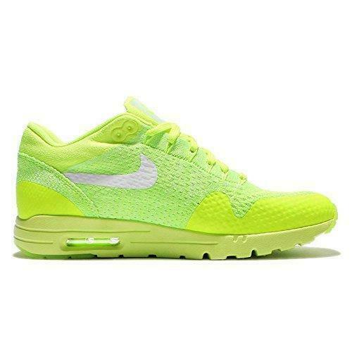 Womens NIKE AIR MAX 1 ULTRA FLYKNIT Trainers 843387 701