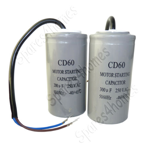 Pompe à Air, 200uf 300uf Cd60 250vac Condensateur de Démarrage pour Générateur