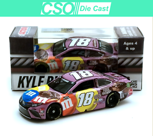 Kyle-Busch-2020-M-amp-M-039-s-Fudge-Brownie-1-64-Die-Cast-IN-STOCK