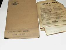 New Old Briggs Stratton Gas Engine Piston Rings 293507