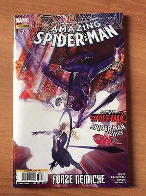 AMAZING SPIDER-MAN 7 PANINI COMICS MARVEL UOMO RAGNO 656 NUOVO ITA