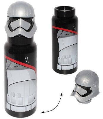 """/"""" Star Wars 700 ml 3-D Effekt /_ Alu Trinkflasche Trooper // Stormtrooper /"""""""