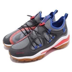 c221f8ad3f4459 Reebok DMX Series 2000 Grey Rose Blue Gum Men Running Slip On Shoes ...