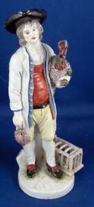18thC Ludwigsburg Porcelaine Turquie Vendeur Figurine Porzellan Figur Allemand irakzoNb-08021745-751953005