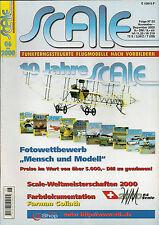SCALE - Flugmodelle nach Vorbildern - Nr. 53  2000