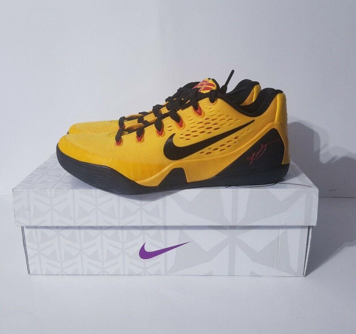 Nike Kobe IX 9 EM Bruce Lee GS Youth US