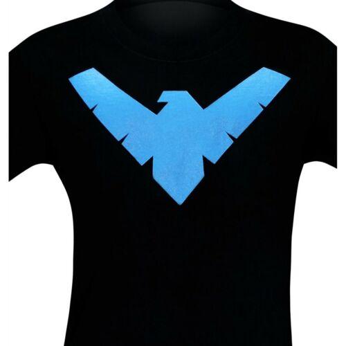 Batman Nightwing T-Shirt Black