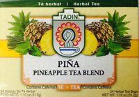 Tadin Pineapple Tea Blend Diet Detox, Piña Te 24 Count …