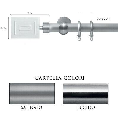 Scorritenda Bastone Per Tenda Alluminio Strappo Corda Con Anelli Cornice Vami Te Koop