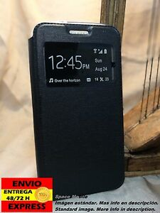Coque-Rabat-Livre-Cover-Etui-Xiaomi-Redmi-3S-Noir-Black