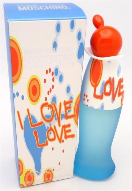 d61732cf8d Moschino Cheap & Chic I Love Love 3.4oz Women's Eau de Toilette for ...