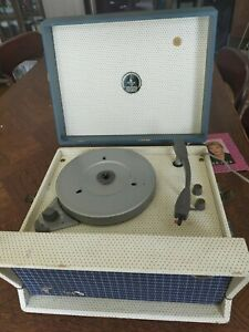 Emerson-vintage-portable-record-player