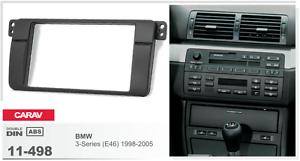 CARAV-11-498-2Din-Marco-Adaptador-Radio-Kit-Instalacion-BMW-3-series-E46-1998-05