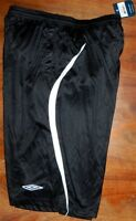 Coach Shorts Black Training Umbro U91027 Women Size Xxl