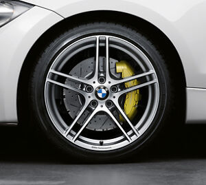 Wheel Bmw Performance Style 313 Complete Set Bmw Oem 36110445572
