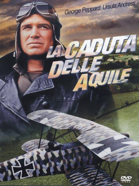 Blu Ray LA CADUTA DELLE AQUILE - (1966) ***Contenuti Speciali***  ......NUOVO