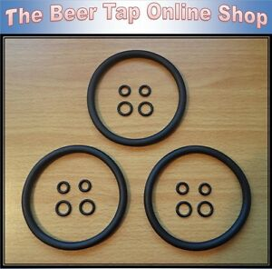 3-x-Thick-Replacement-O-ring-Seal-Kits-For-Cornelius-Corny-Kegs-Home-Brewing