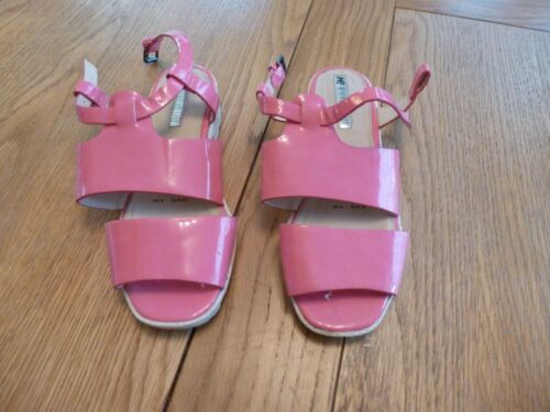 By Holland Henry Size Uk Girls Strappy Shoes 4 Pink twqgBAF