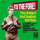 Grainger/Symphonic Band Music von Brion,Michigan State Wind Sym. (2011)