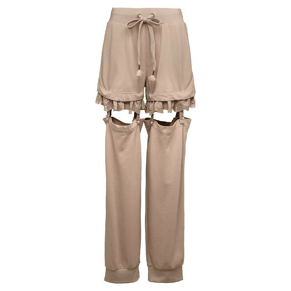 Fenty Puma By Rihanna Women Fashion Suspenders Pants