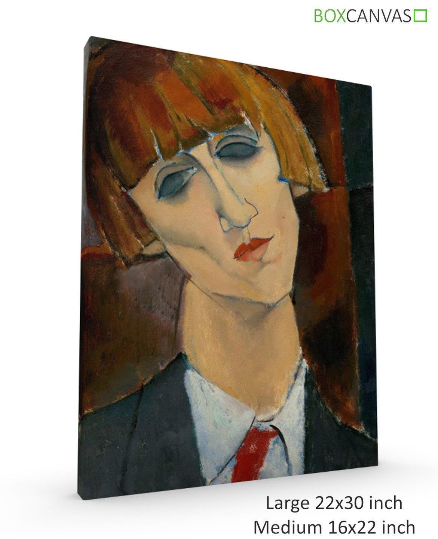 Amadeo Modigliani expresionismo LONA parojo parojo parojo arte 26 92d68d