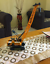 Engineering-Construction-Tractors-Crawler-Crane-Truck-Vehicle-Children-Toy-Model thumbnail 12