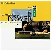 Hilliard Ensemble Power/Masses & Motets CD