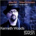 Hans Gál: Symphony No. 1; Robert Schumann: Symphony No. 1 (2014)