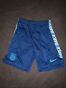 Perfecto astronauta mago  Nike FC Barcelona Squad Dri-Fit Training Shorts - Small   eBay