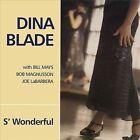 S'wonderful by Dina Blade (CD, Nov-2003, Ponyboy Records)