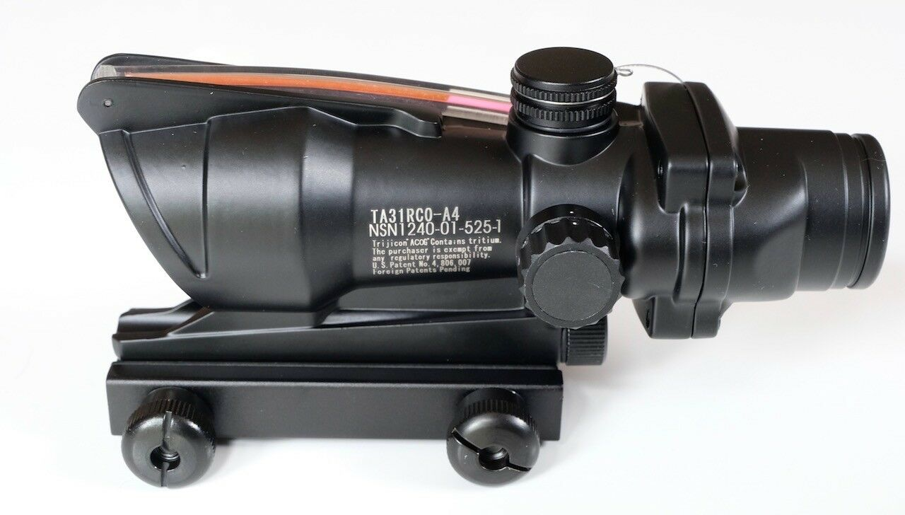 ACOG 1X32 Special Forces Red Green Dot Scope In UK.