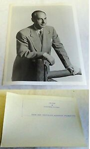 1950s-NBC-press-photo-BILL-STERN-sports-announcer
