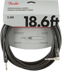 Fender-Professional-Guitar-Instrument-Cable-Straight-Right-Angle-18-6-039-ft
