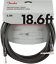 Fender-Professional-Guitar-Instrument-Cable-Straight-Right-Angle-18-6-039-ft thumbnail 1