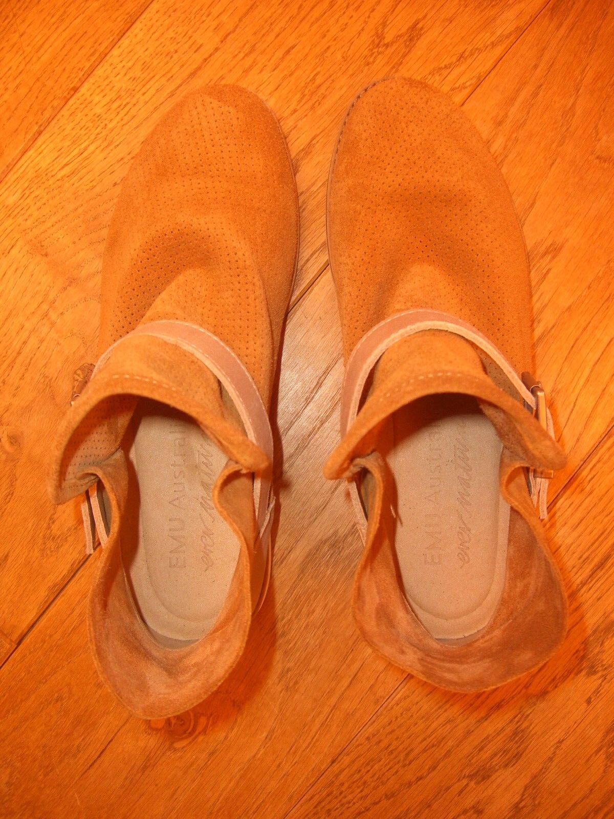 EMU Australia Damen Stiefel Lorne  Schlupf Stiefel Gr. 37