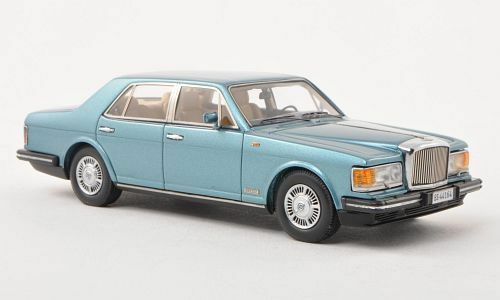 NEO MODELS Bentley Mulsanne 1980 1 43 44171 1 43 1 43