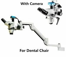 Dental Root Canal Therapy Operating Microscope With Camera For Dental Chair Unit