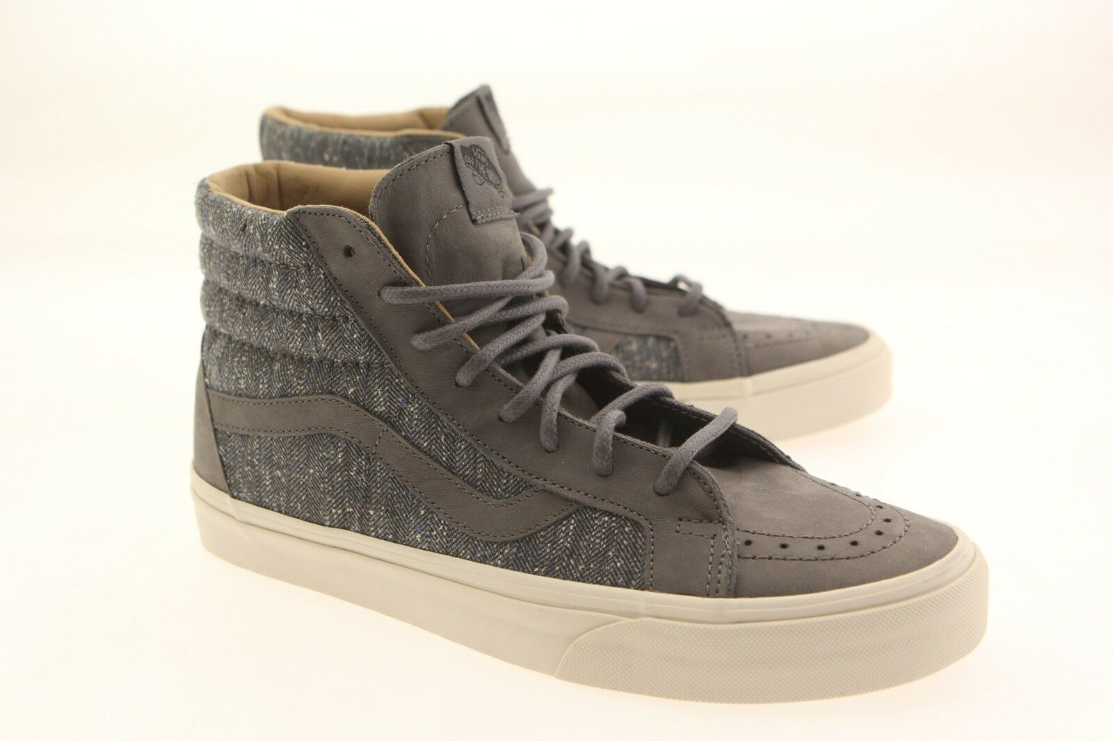 Vans Men SK8-Hi Reissue DX - Tweed grau tweed VN0A2ZJW5