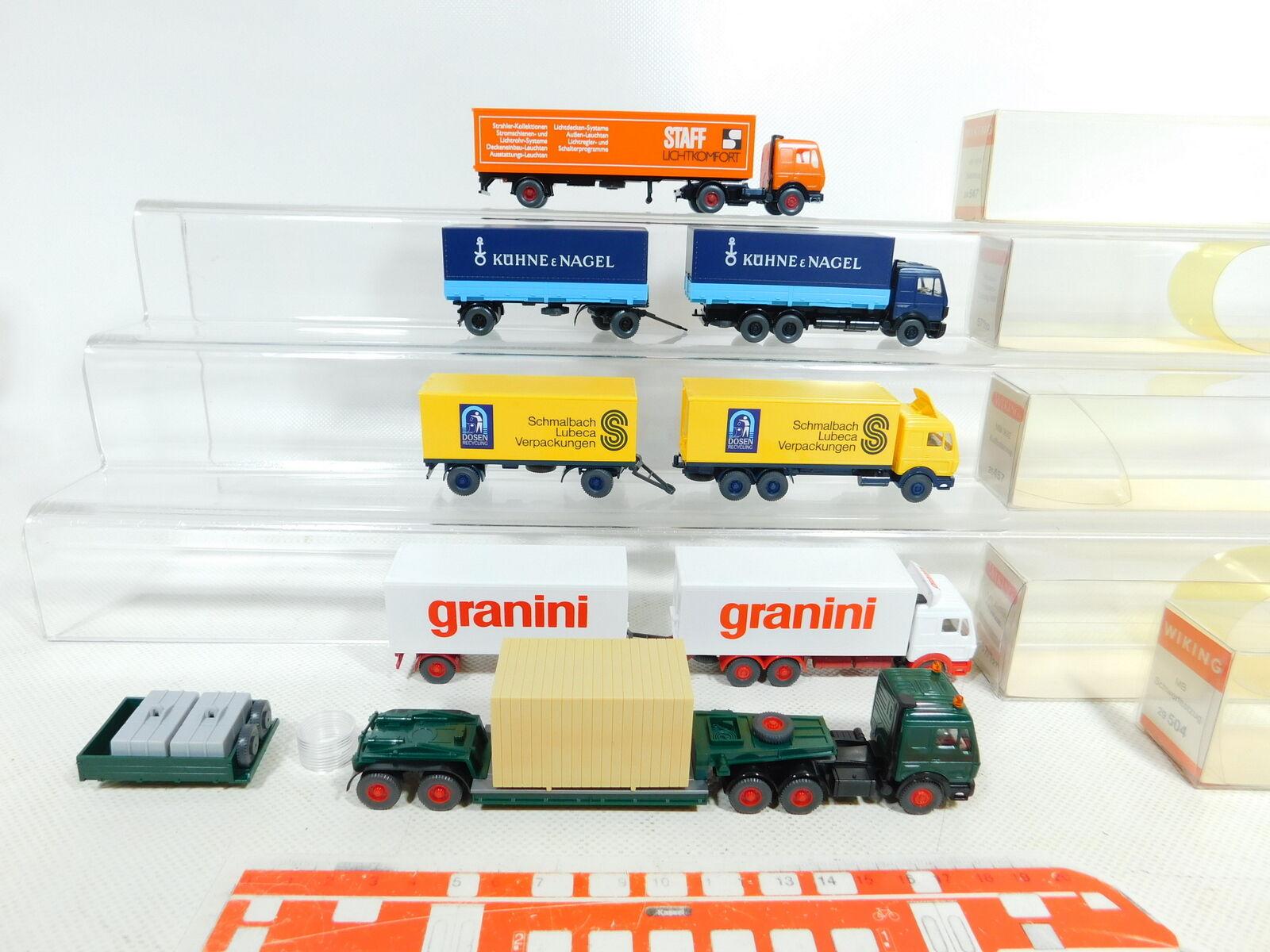 BX344-0,5 x x x Wiking 1 87 H0 Car MB   547+ 457 1 +457+504+571 ,S.G Original 4506f4