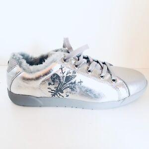 Gris Leggenda Lotto 40 Femme Chaussures Cuir Lotw51 N 6OUHWOcw