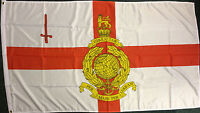 Royal Marines London Reserve Flag War British Navy Elite England English 5x3 bn