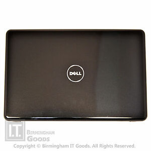 New-Dell-Inspiron-Mini-10-1012-Black-LCD-Cover-Lid-Y110P